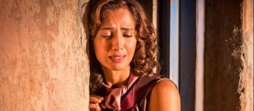 Camila Pitanga tem estado ausente da Globo