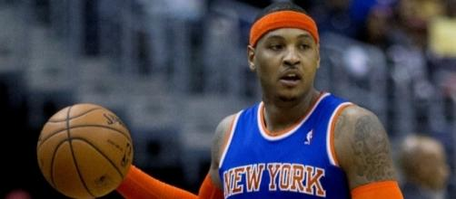 Carmelo Anthony wants to waive his no-trade clause only for the Rockets -- Keith Allison via WikiCommons