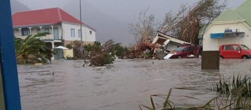 Destrozos en el Caribe tras el paso del huracán Irma - Diario La ... - laprensa.hn