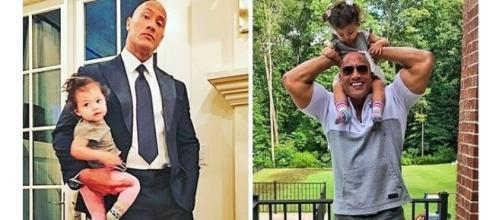 Eles mostram ser pais dedicados e carinhosos ( Fotos - Instagram )