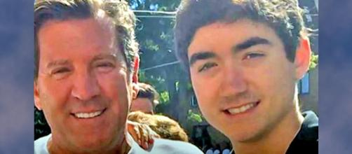 Eric Bolling's son, 19-year-old Eric Chase Bolling found dead day after suspensio from Fox [Image: YouTube/New York Daily News]