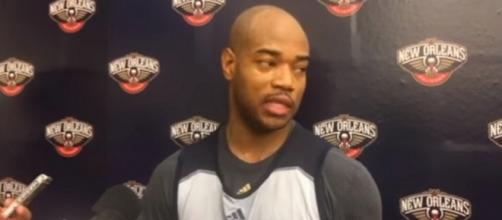 Jarrett Jack is an option for the New York Knicks -- NOLA.com via YouTube