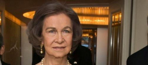La reina Sofía se ha puesto botox en la frente y código de barras ... - libertaddigital.com