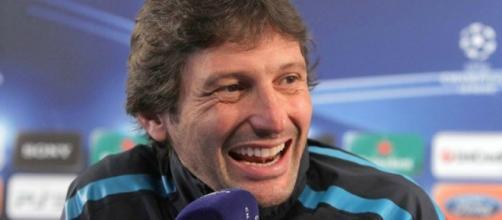 Leonardo Inter: il brasiliano potrebbe tornare sulla panchina ... - superscommesse.it