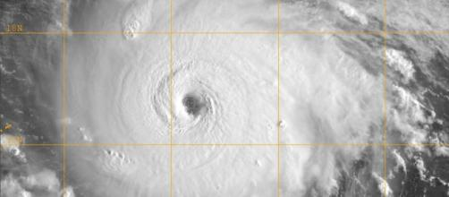 L'uragano Irma arriva in Florida