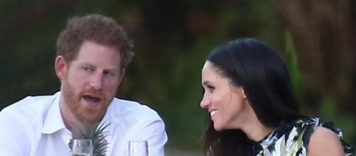 Meghan Markle and Prince Harry - YouTube screenshot | Royal Reviewer/https://www.youtube.com/watch?v=7SORPTKjC7g&t=108s