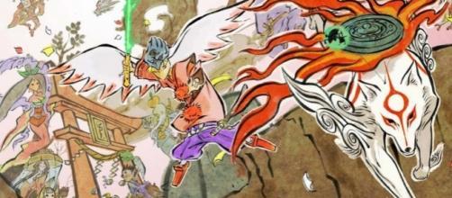 """Okami, un juego colorido y en general """"hermoso"""" podría regresar a nuestras vidas"""