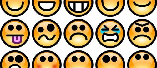Researchers found 27 distinct human emotions/ Photo via Clker-Free-Vector-Images, Pixabay