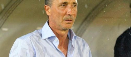 Roberto Rizzo, tecnico del Lecce.