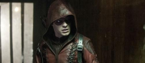 Roy Harper/Arsenal (Colton Haynes) for 'Arrow' (Image credit: 'Arrow'/The CW)