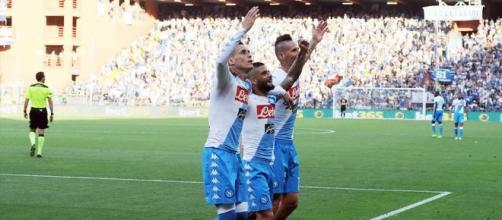 Shakhtar-Napoli diretta tv Champions