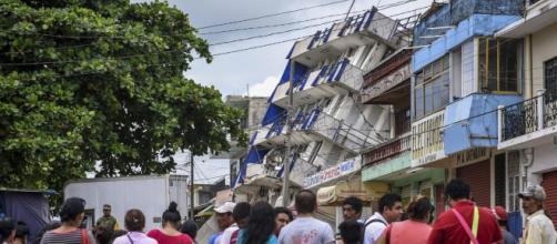 Terremoto Puebla, Messico, 7.1
