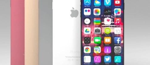 The new smartphone is rumored to remove the traditional Touch ID. [Image Credit: EverythingApplePro]