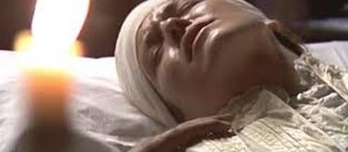 Una vita: Humildad muore, le sue ultime parole