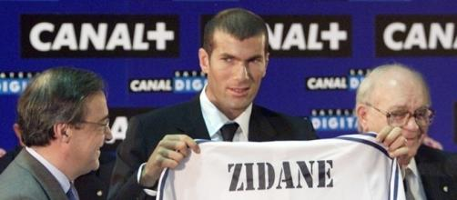 Zidane révèle pourquoi le Real Madrid l'a recruté en 2001!