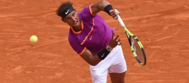Barcelone: Nadal très tranquille - Tennis - Sports.fr - sports.fr