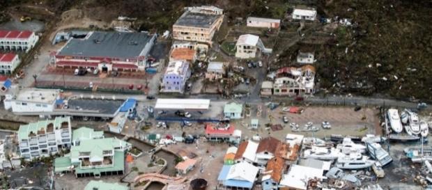 Devastada. La Isla de Saint Martin registró daños por US$ 1.550 millones, según el CEDIM (Reuters)