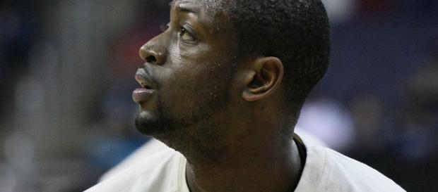 Dwyane Wade/ photo by Keith Allison via Flickr