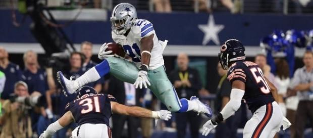 Ezekiel Elliott suspension on hold, NFLPA headed towards huge battle with NFL- Photo: YouTube (screencap)