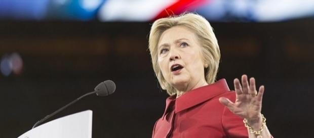Hillary Clinton is not out of politics yet. [Image via lorie shaull/Wikimedia Commons/]