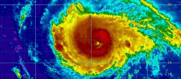 Hurricane Irma by NOAA/Wikimedia Commons