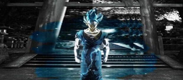 Imagen de Vegetto de Dragon Ball Super