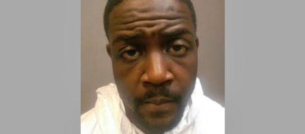 Laquinn Phillips set his pregnant girlfriend on fire (Image courtesy Prince George's County Police Department)