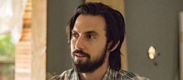 """Milo Ventimiglia plays Jack Pearson in """"This is Us,"""" which returns with season 2 this month. (SpoilerTV/NBC)"""