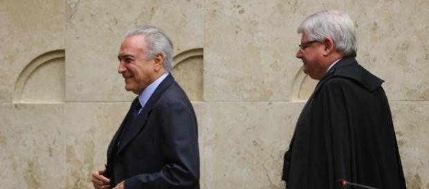 Rodrigo Janot ainda espera levar cúpula do PMDB consigo