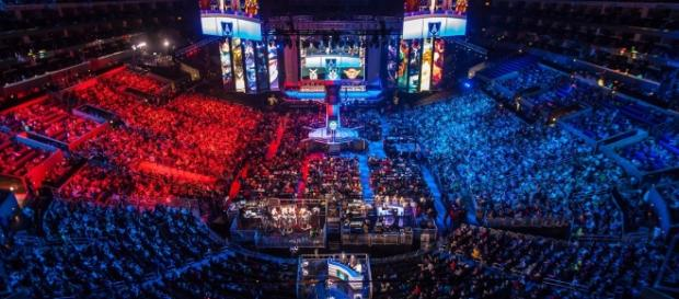 The new Blizzard arena may look like this when finished. Photo: BagoGames/Creative Commons