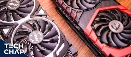Graphics Card( The Tech Chap/ You Tube)