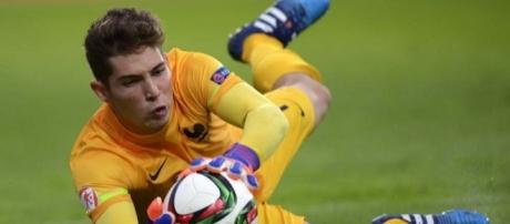 Zinedine Zidane's son Luca pulls off jaw-dropping double save ... - mirror.co.uk