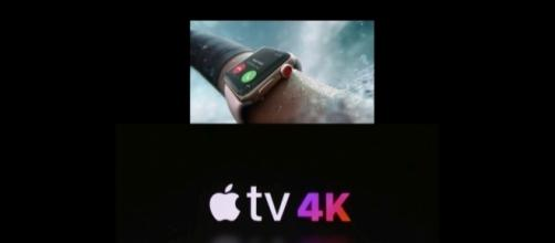 AppleWatch 3 e Apple TV 4K keynote Apple - Youtube:Apple