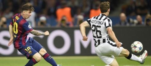 Barcelona e Juventus voltam a encontrar-se na Liga dos Campeões