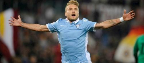 Ciro Immobile, protagonista contro il Milan