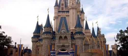 Cinderella Castle at the Magic Kingdom, Walt Disney World Resort-wikimedia commons