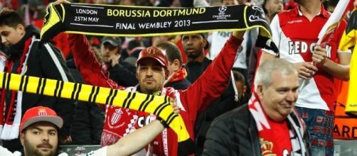 Dortmund-Monaco : le Borussia solidaire avec les supporters ... - rtl.fr