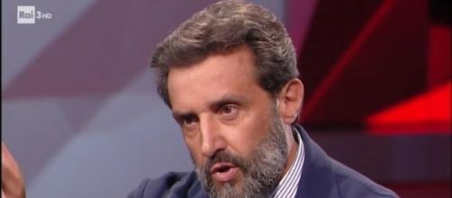 Flavio Insinna sarà inviato speciale di Cara Bianca