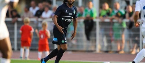 Foot - Benoit Assou Ekotto - 08.07.2015 - Saint Etienne / Lausanne ... - madeinfoot.com