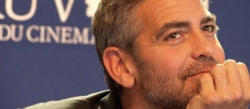George Clooney- (Wikimedia Commons/Vinya)