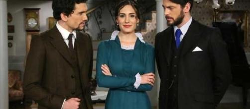 Hernando, soap opera Il Segreto.