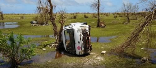 Hurricane Irma. Image Credit: Pan American Health Organization- Flickr.