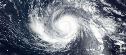Hurricane Irma brewing in the Atlantic - Image Credit: NASA / Wikimedia