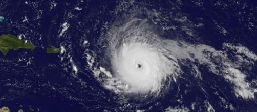 Hurricane Irma satellite image- (Flickr.com/NASA/NOAA GOES Project)