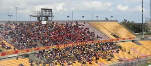 I tifosi credono che le colpe della sconfitta di Catania, siano della squadra.