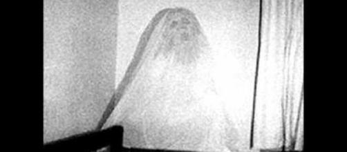 immagine: foto di una presunta attività paranormale.