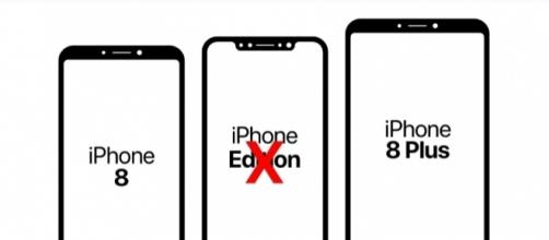 iPhone 8, iPhone 8 Plus, iPhone X i nuovi device Apple - EverythingApplePro