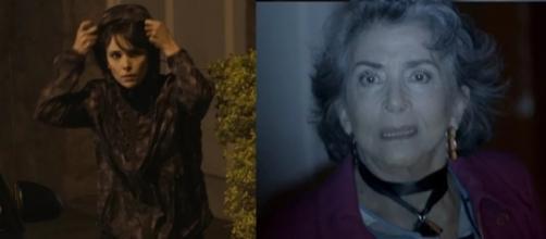 Irene atira em Elvira em emboscada