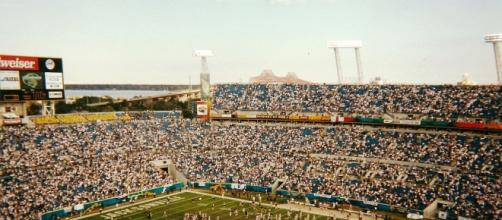 Jacksonville can cheer. DoctorIndy via Wikimedia Commons
