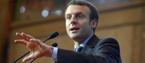 Les propos d'Emmanuel Macron ne passent pas inaperçus